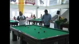 Torneio de Sinuca Picuí PB 2012 - Prefe...