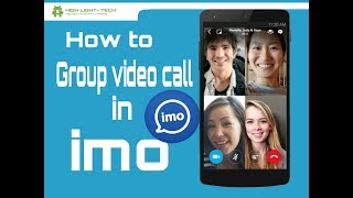 how to group video calling in imo screenshot 5