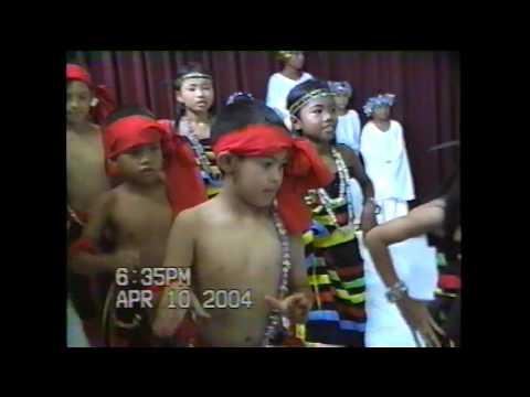 Easter Dance at Sarepta Church 2004