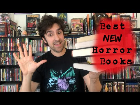 The Best NEW Horror Books for Readers Who Like A Scare