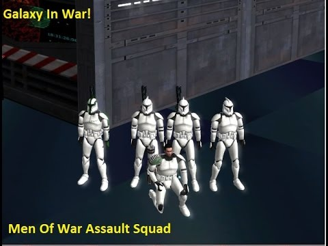 """Men Of War Assault Squad Galaxy In War """"Omega Boarding Party"""" Ep2"""