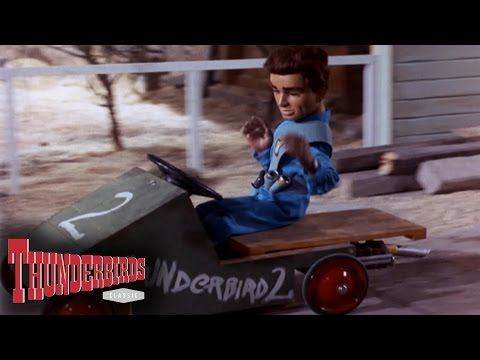 Tony And Bob Have A Surprise For Scott - Thunderbirds