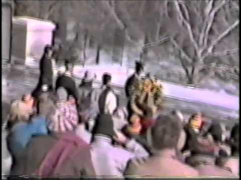 Glen A. Wilson High School Marching Band - 1985