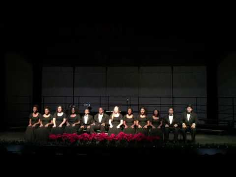 Zachary High School Christmas Concert 2016 - White Winter Hymnal