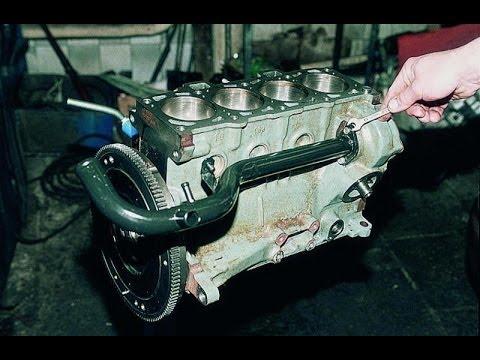 Фото к видео: Разборка и сборка двигателя. ВАЗ 2110, ВАЗ 2111, ВАЗ 2112