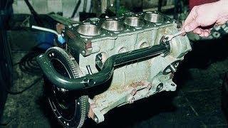 видео двигатель ваз 2111 устройство, описание