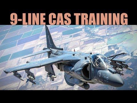 9-Line CAS Training | DCS 2.5