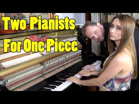 2 Pianists for