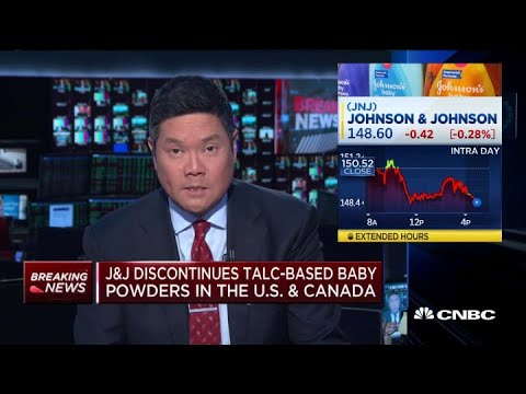 j&j-discontinues-selling-talc-based-baby-powders-in-u.s.-&-canada