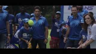 Mumbai Indians - Lets play for India's education