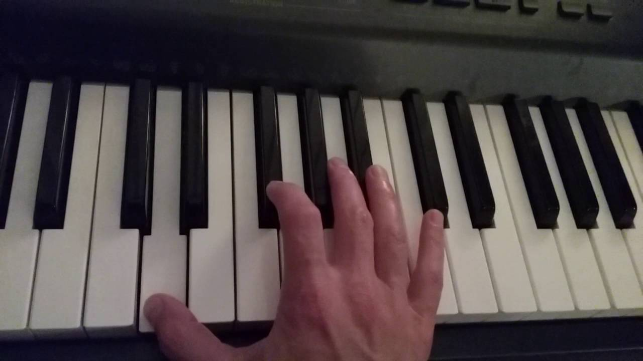 How to play a d major 7 chord on piano youtube how to play a d major 7 chord on piano hexwebz Gallery