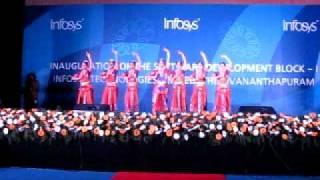 Inzync DCH Classical Group Dance - Infosys Trivndrum