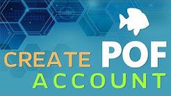 Create Plenty of Fish Account 2018 | POF Login | pof.com