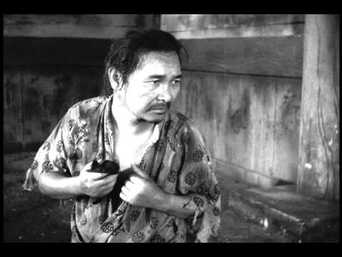 Rashomon Opening Sequence