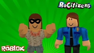 Roblox-cops and robbers (or not) Rocitizens
