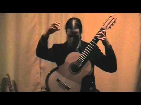 Doce Estudios, H. Villa-Lobos - Camilo, Guitarra (Mayo, 2012)