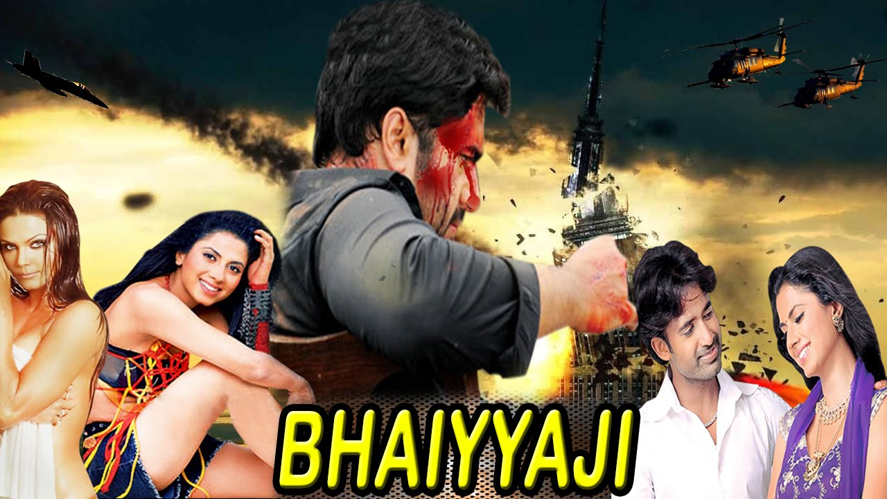 Bhaiyyaji Dubbed Full Movie Hindi Movies 2016 Full
