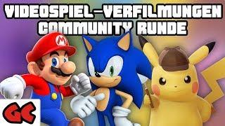 Videospiel-Verfilmungen | Community Runde