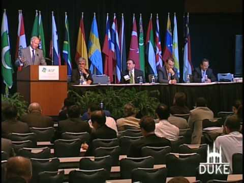 President Brodhead's Speech at the International Association of Science Parks Conference
