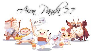 Обложка на видео о Aion Panda 2.7 [30 минут]