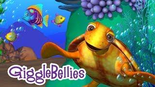 Great Big Ocean | Fun Kids Songs | GiggleBellies