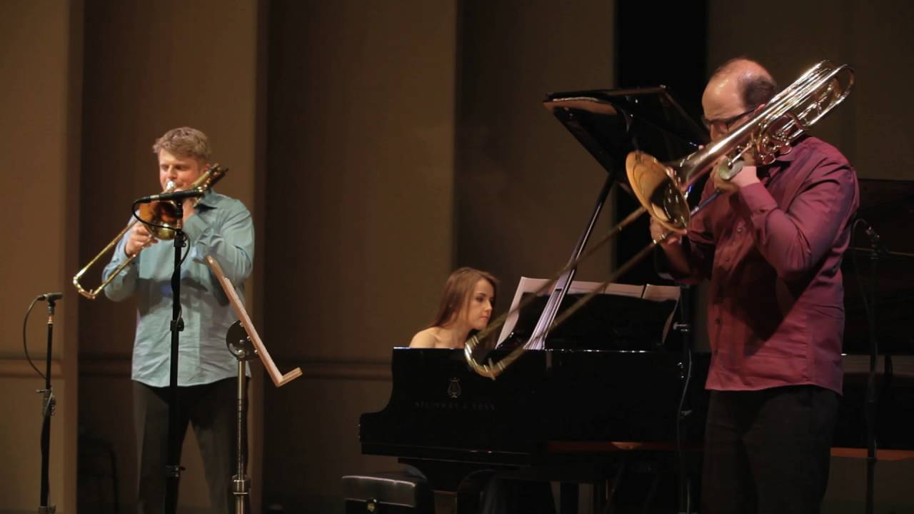 Sliding through the operas with Lars Karlin and Tomer Maschkowski