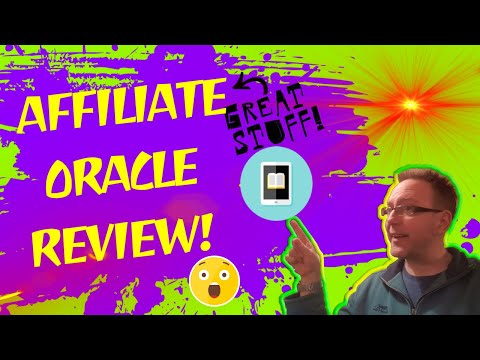 Affiliate Oracle Review 💥(Honest user review)💥