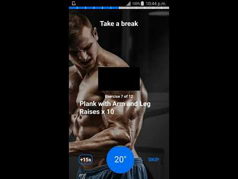 Home Workout - No Equipment - Lose Weight Trainer - Apps on