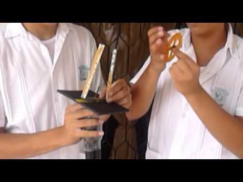 Como hacer un teodolito casero iticsa hd youtube - Como hacer un photocall casero ...