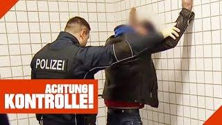 Randale im Bahnhof! Polizei nimmt Mann fest! Was ist passiert? | Achtung Kontrolle | Kabel Eins