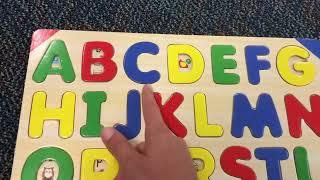 Learn ABCs! ABC Puzzle Fun!