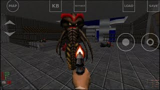 IS FREE DOOM AND DOOM 2. Link in description. Only for Android.