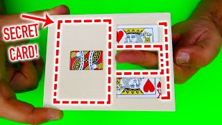 5 VISUAL Card Magic Tricks Revealed