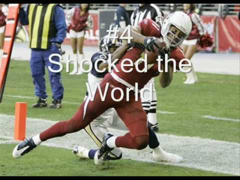 Top 10 NFL Moments of the 2008-2009 Season