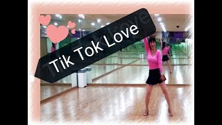 Tik Tok Love -Line dance (사)-한…