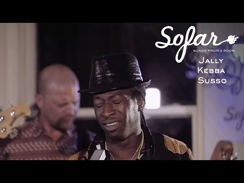 Jally Kebba Susso - Nina Tolla | Sofar London