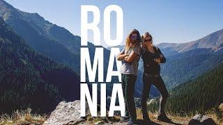ROMANIA: road trippin'
