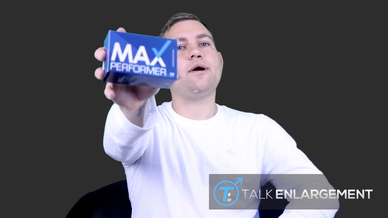 Max Performer Review - Do These Male Enhancement Pills Work?