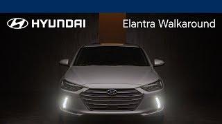 Walkaround | 2018 Elantra | Hyundai