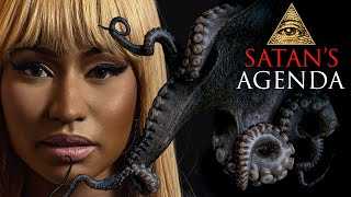 Satan's Army and The Secret Celebrity Ceremony of Seduction