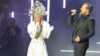 Kylie with John Grant - Confide In Me - Royal Albert Hall, 9/12/16