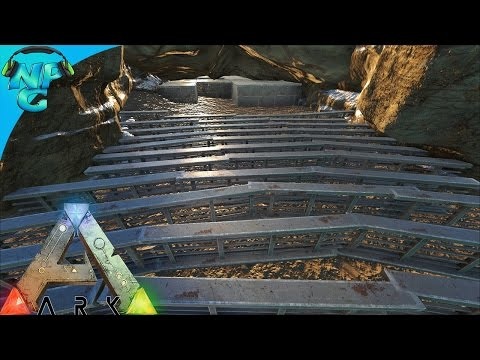 S3E20 - Turret Torture Testing and Stopping C4 Runners! ARK Survival Evolved PVP Season