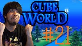 Mabi Vs Cube World #21 (NAME MY NEW PET!!)