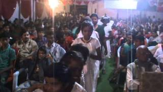 Asmani khushi se bhar de mujhko christian song dance by varsha nand