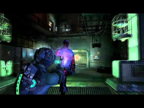 Let's Play Dead Space 2 - The Solar Facility - 11