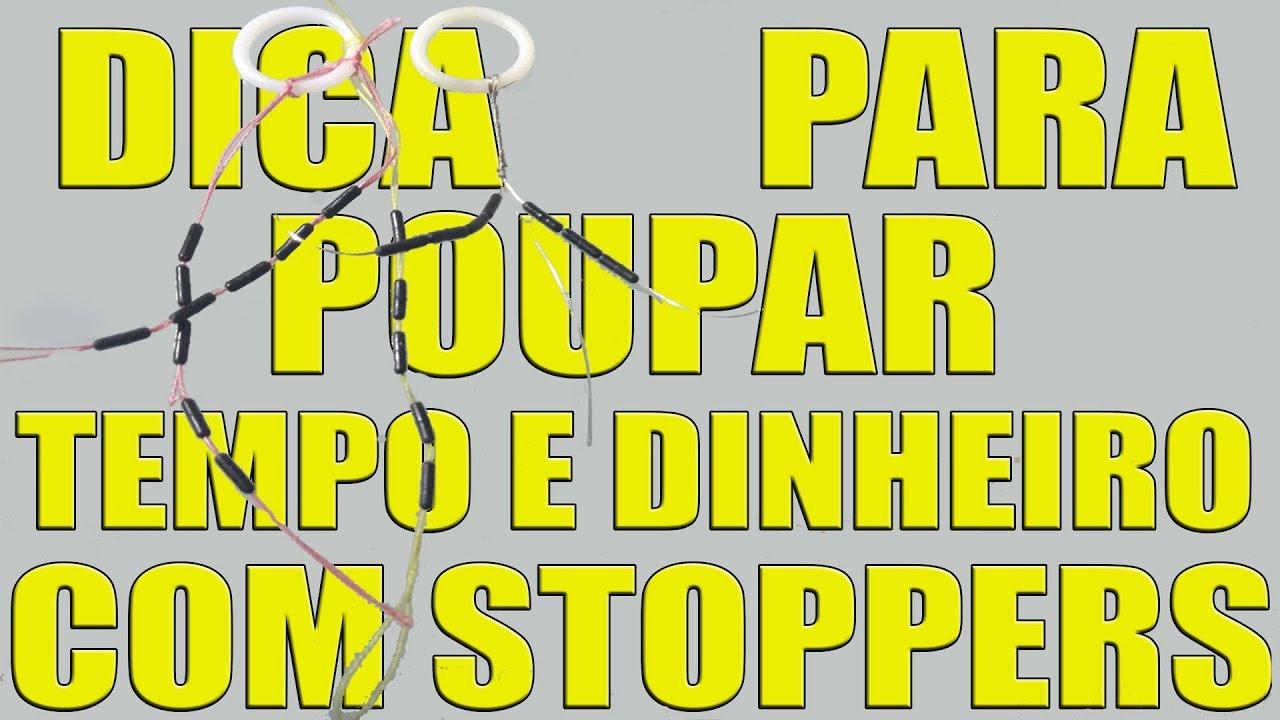 Download SEGREDOS DE PESCA - DICA PARA POUPARES TEMPO E DINHEIRO COM STOPPERS
