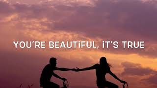 James Blunt - You're Beautiful (Lyrics)