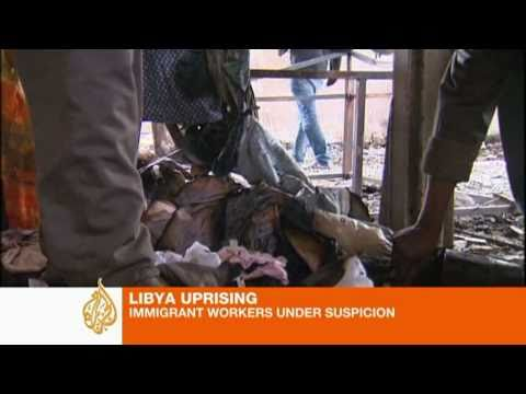 Black Africans in Libya live in fear