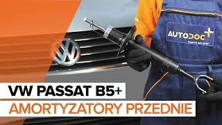 Montaż Amortyzator przednie i tylne VW PASSAT Variant (3B5): darmowe wideo