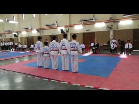 [BPS] Team Pattern Colour Belt Male Open